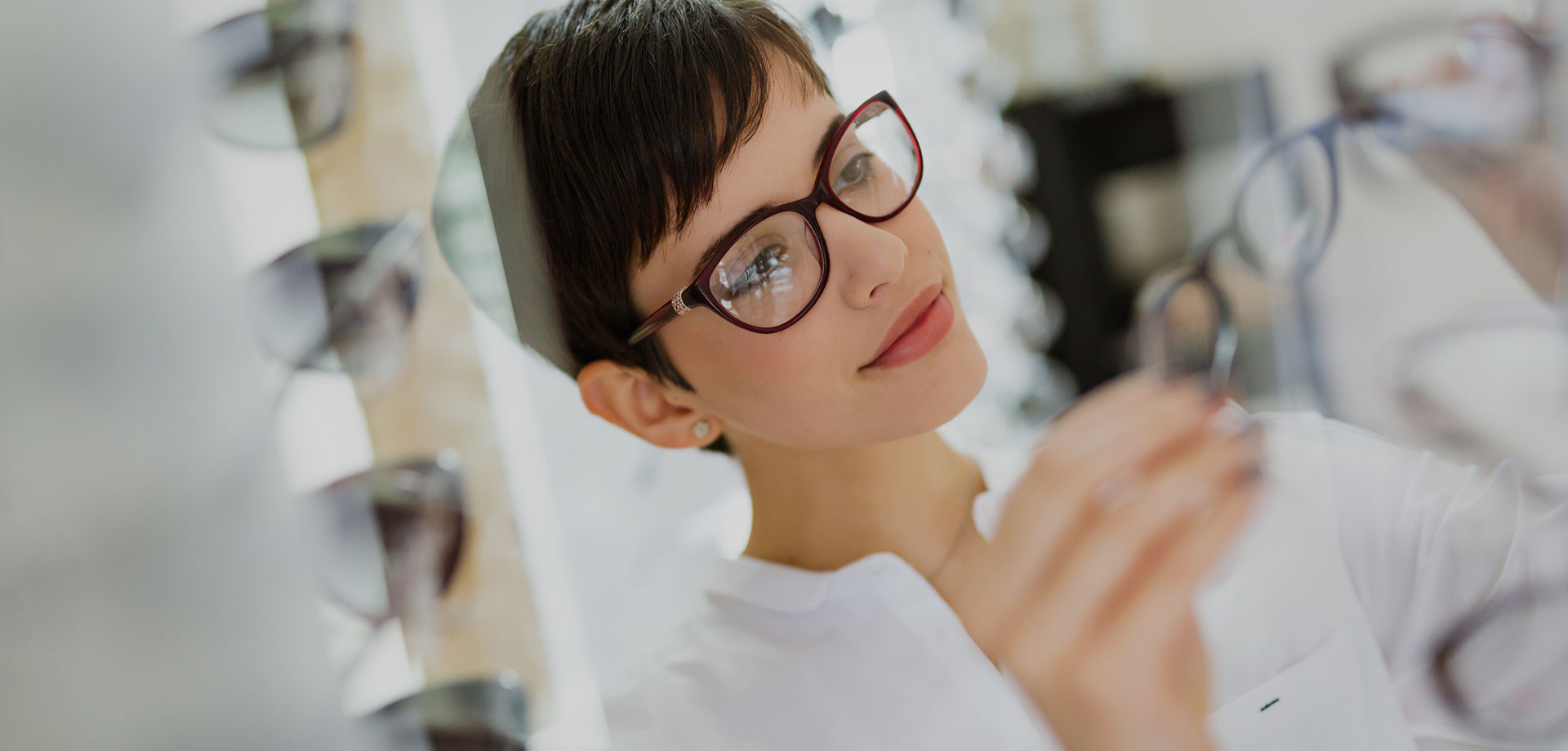 Work With An Optician In Lockport, NY Today